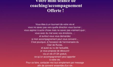 Séance de coaching voyance